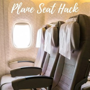 plane seat hack featured the professional traveller