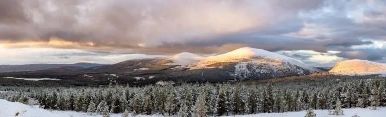 the professional traveller scottish highlands cairngorms