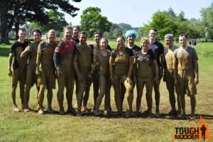 Team Progeny at Tough Mudder