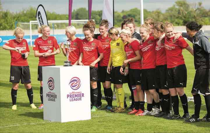 Sheffield FC Ladies First Team
