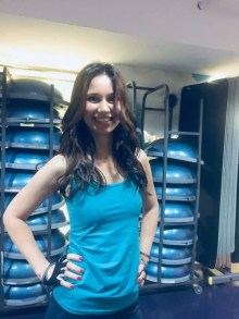 Alina Mihai - Certified Nutritionist and Personal Trainer