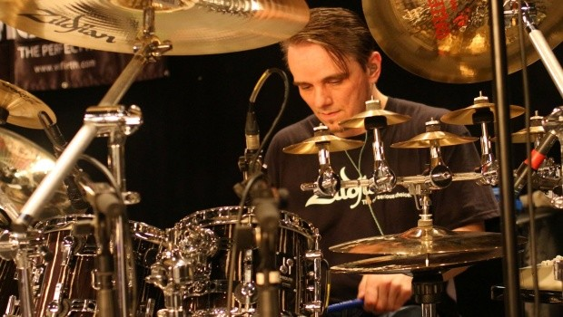 Gavin Harrison reveals album details  The Progressive