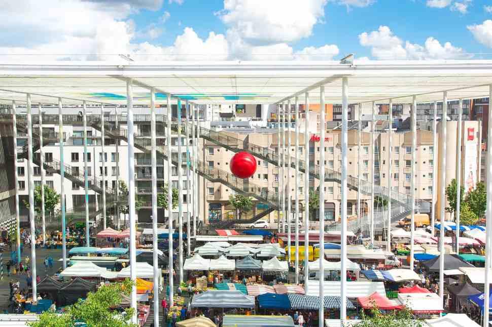 RedBall Antwerp Market