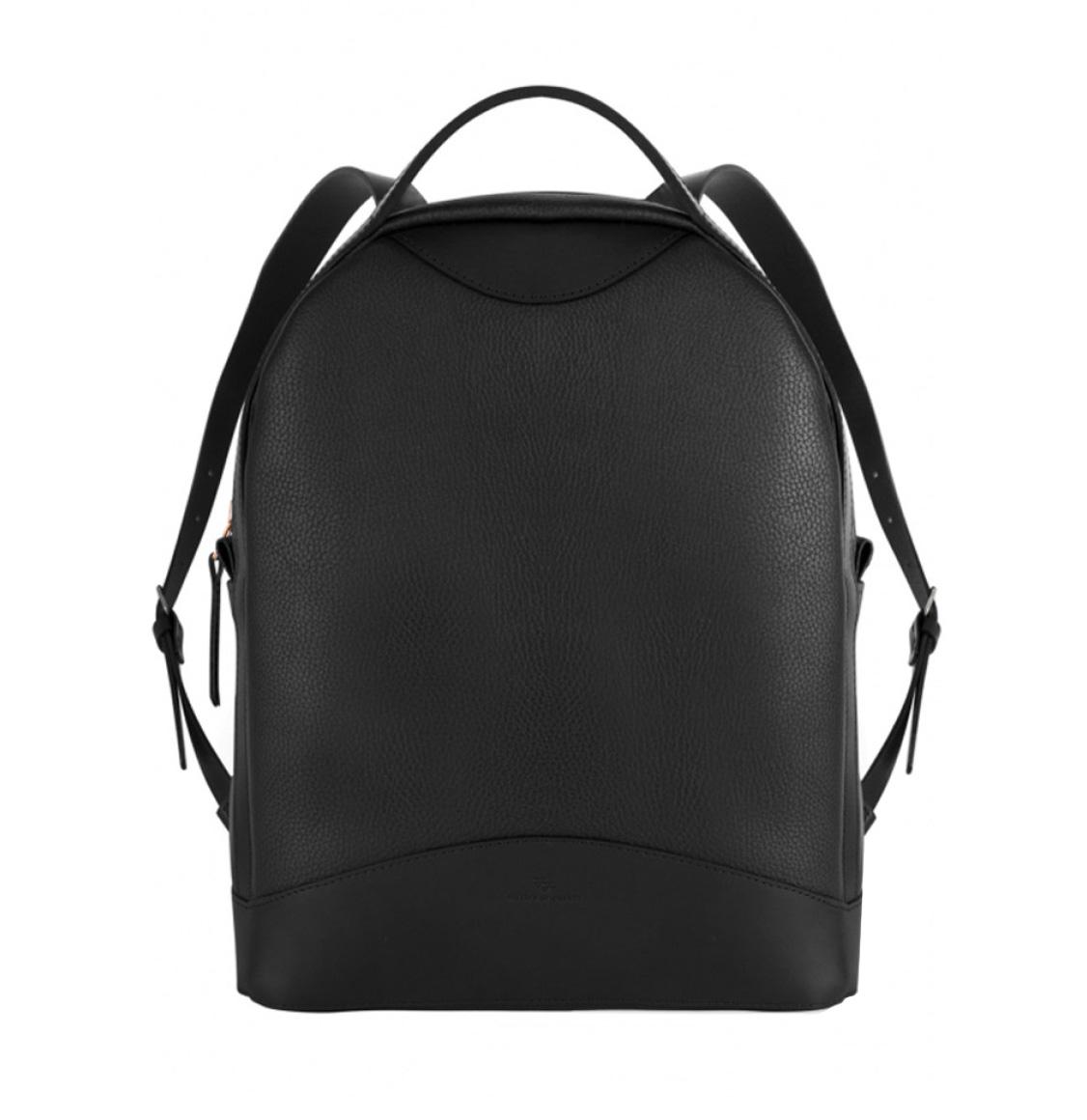 Atelier De L' Armee Voyager Pack Leather Black