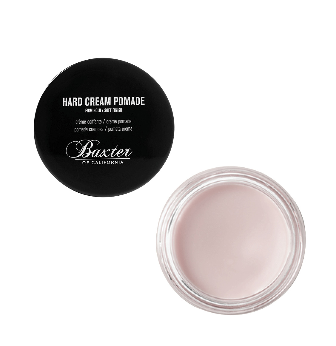 Baxter of California Hair Styling Hard Cream Pomade 60ml | Πομάδα Για Μαλλιά