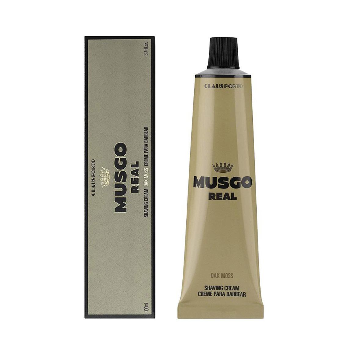 Claus Porto Musgo Real Oak Moss Shaving Cream 100ml