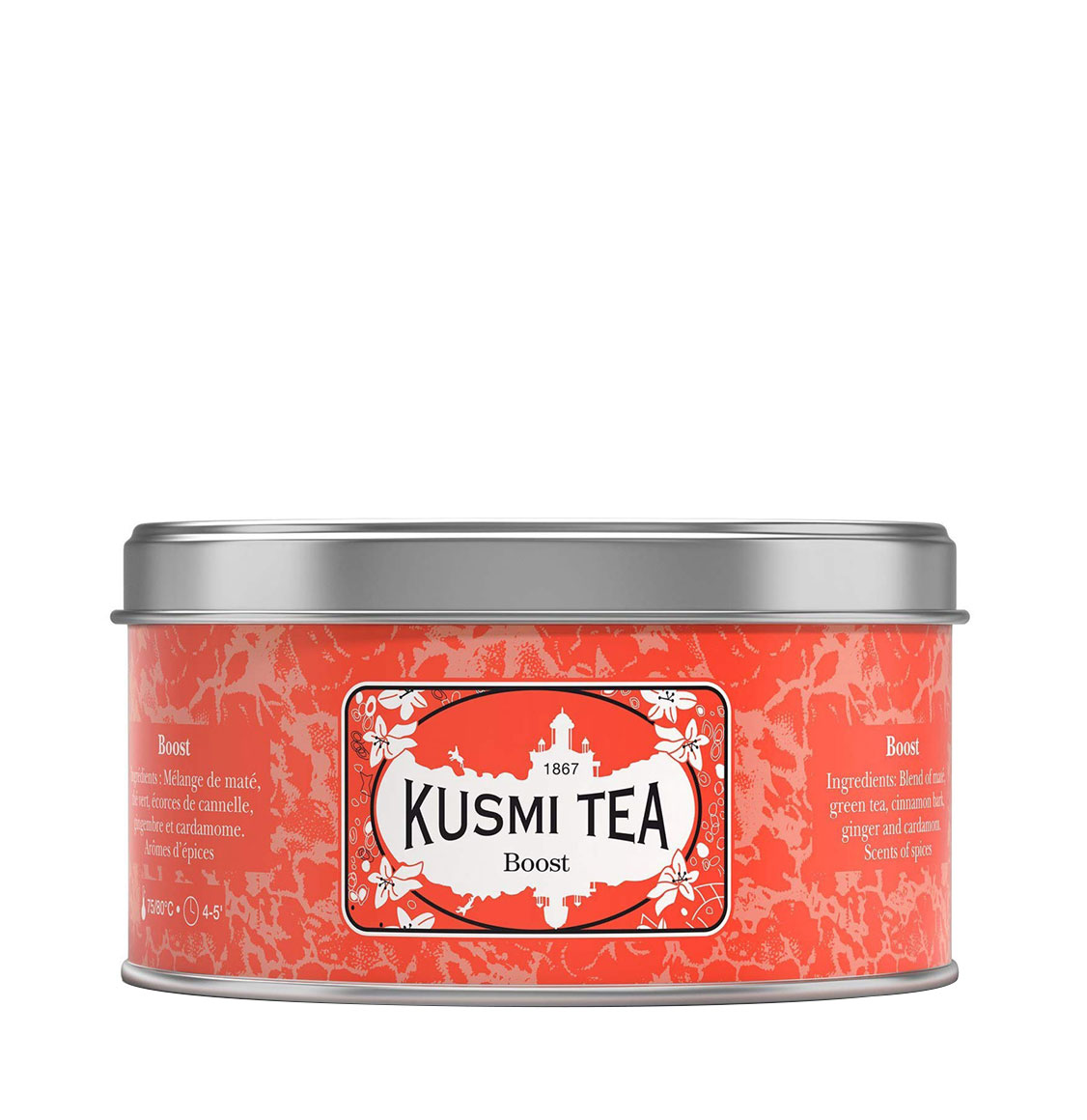 Kusmi Tea Boost Wellness 125g