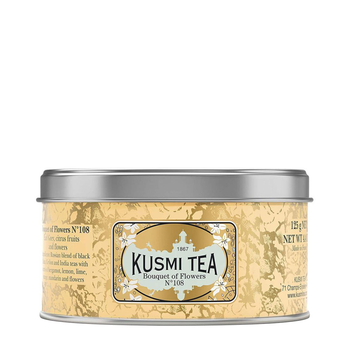 Kusmi Tea Bouquet of Flowers n108 125g