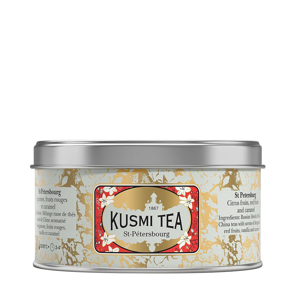 Kusmi Tea St Petersburg Exclusive Blend 125g