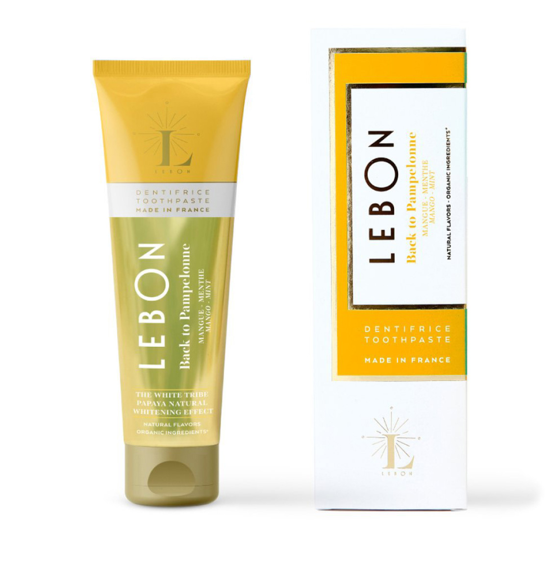 Lebon Mango Mint Toothpaste 75ml