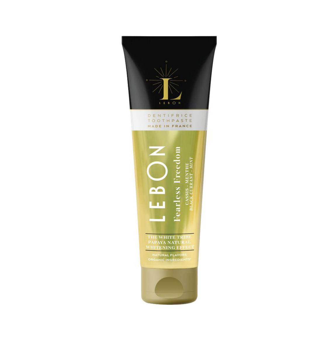 Lebon Blackcurrant Mint Toothpaste 75ml