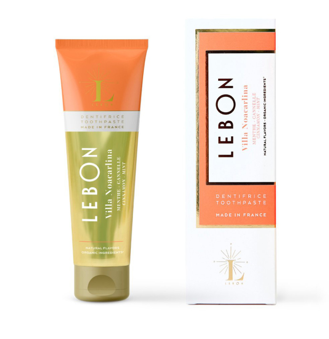 Lebon Cinnamon Mint Toothpaste 75ml