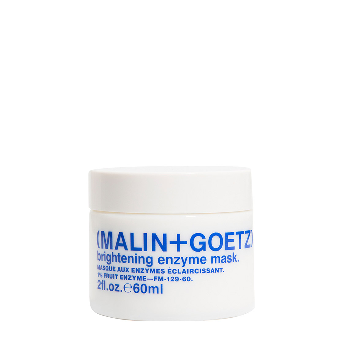 Malin and Goetz Brightening Enzyme Mask 60ml
