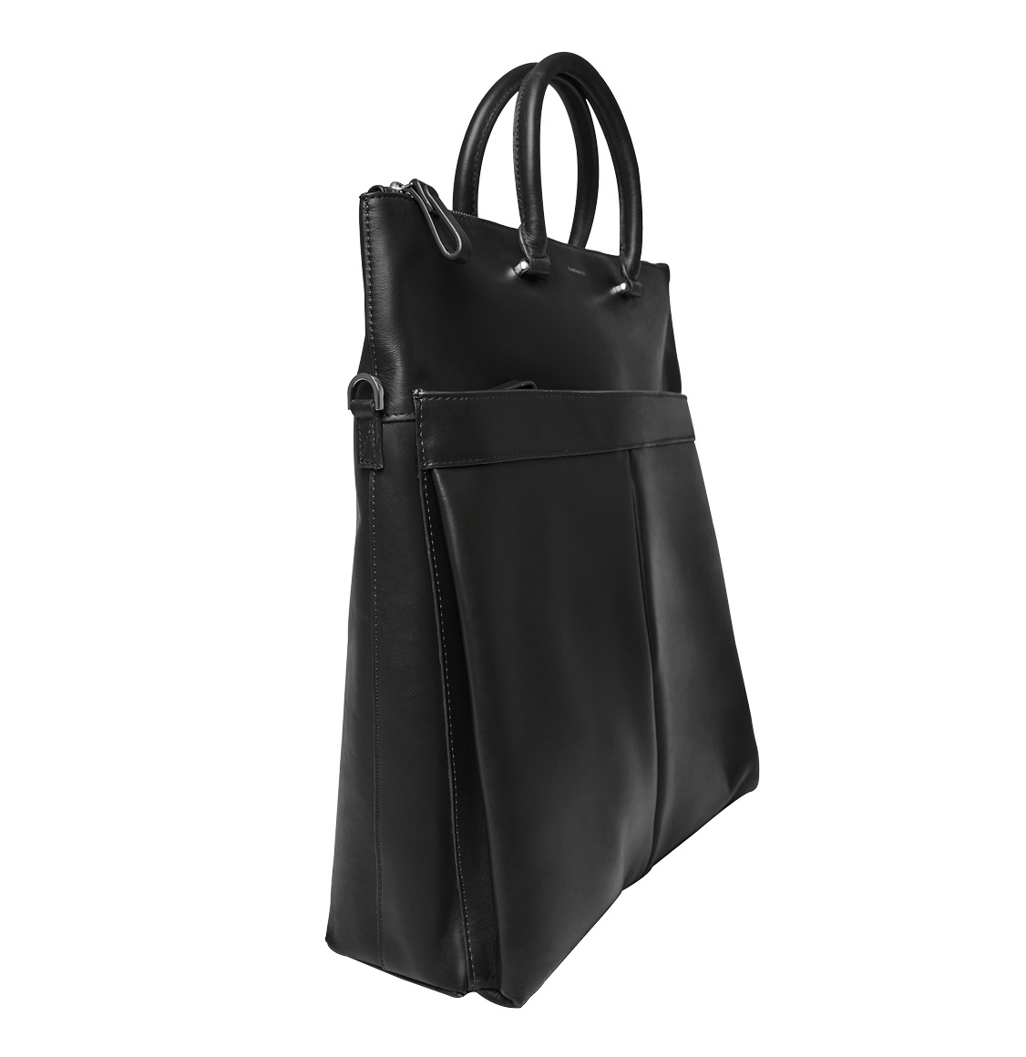 Sandqvist Andreas Black Tote Bag