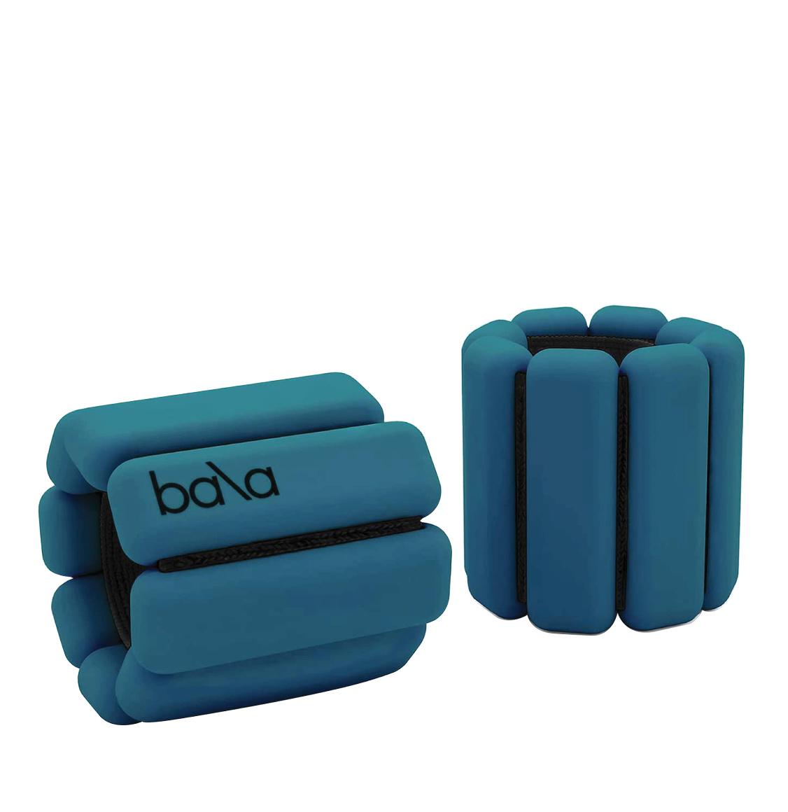 Bala Bangles Βάρη Άκρων Βαθύ Μπλε 2 x 453g