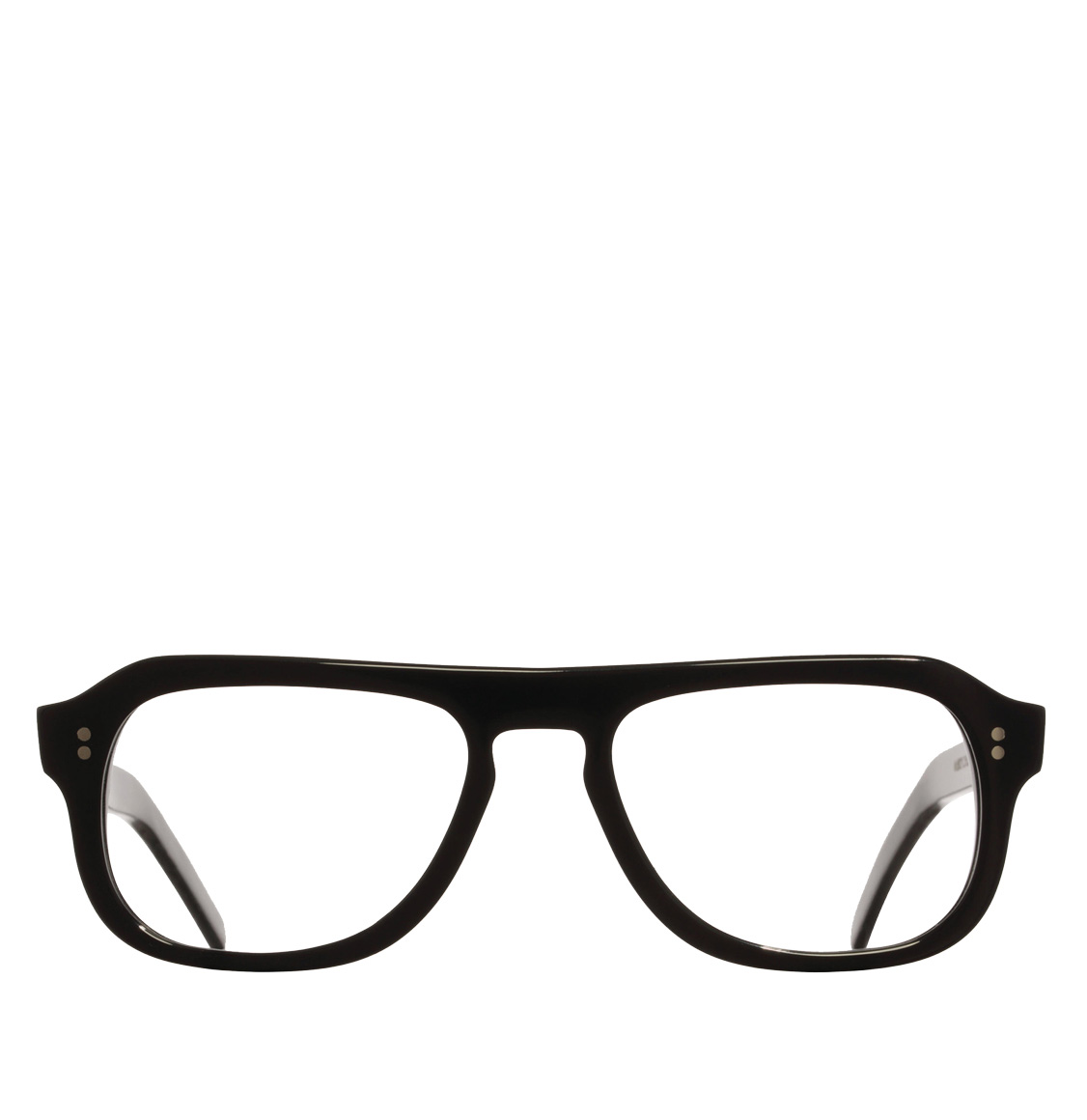 Cutler and Gross 0822 Black Optical Glasses