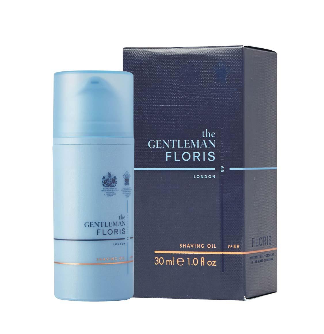 Floris London No. 89 Shaving Oil 30ml