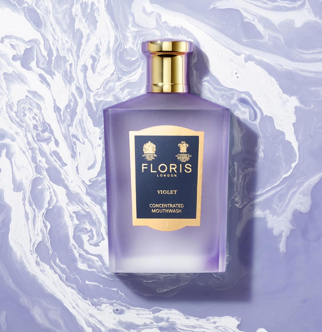 Floris London Violet Concentrated Mouthwash 100ml