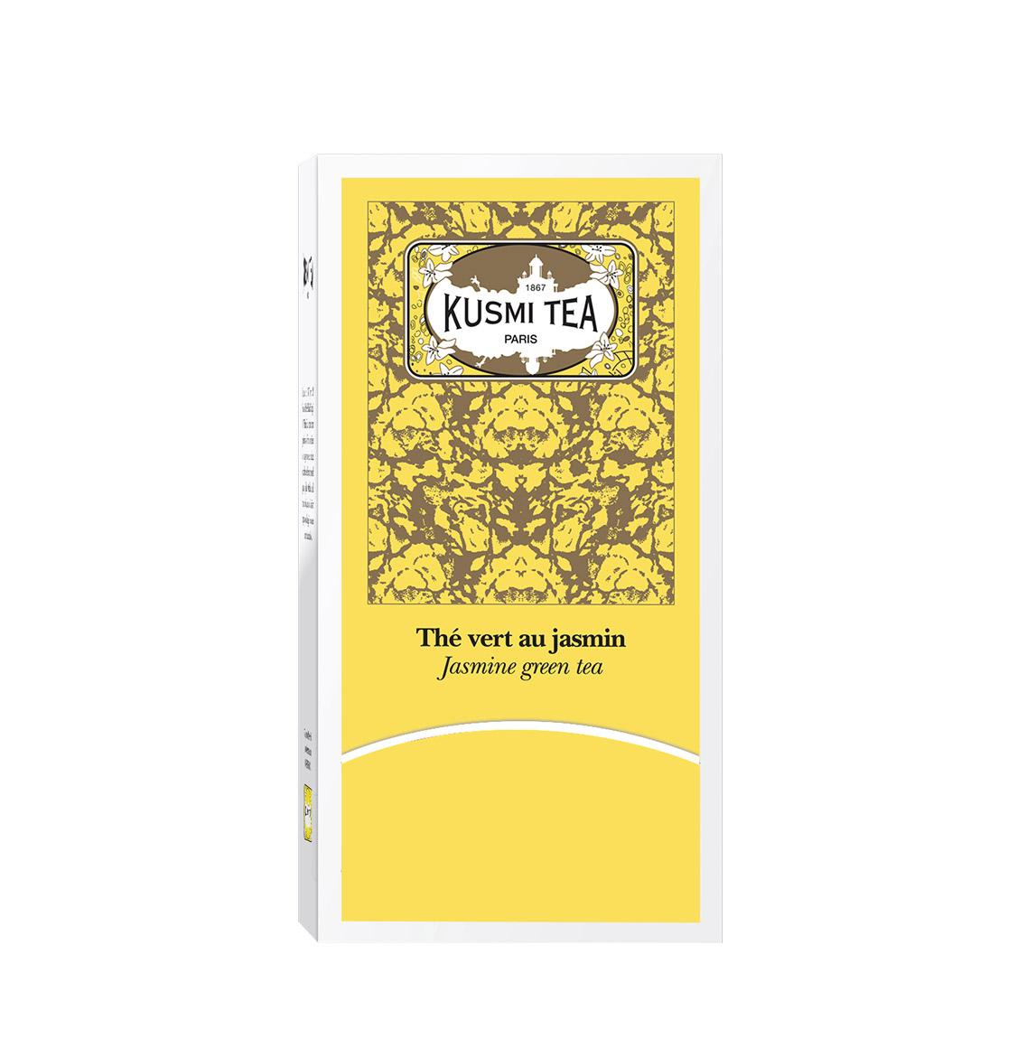 Kusmi Tea Luxury Edition Jasmine Green Tea 25 Φακελάκια