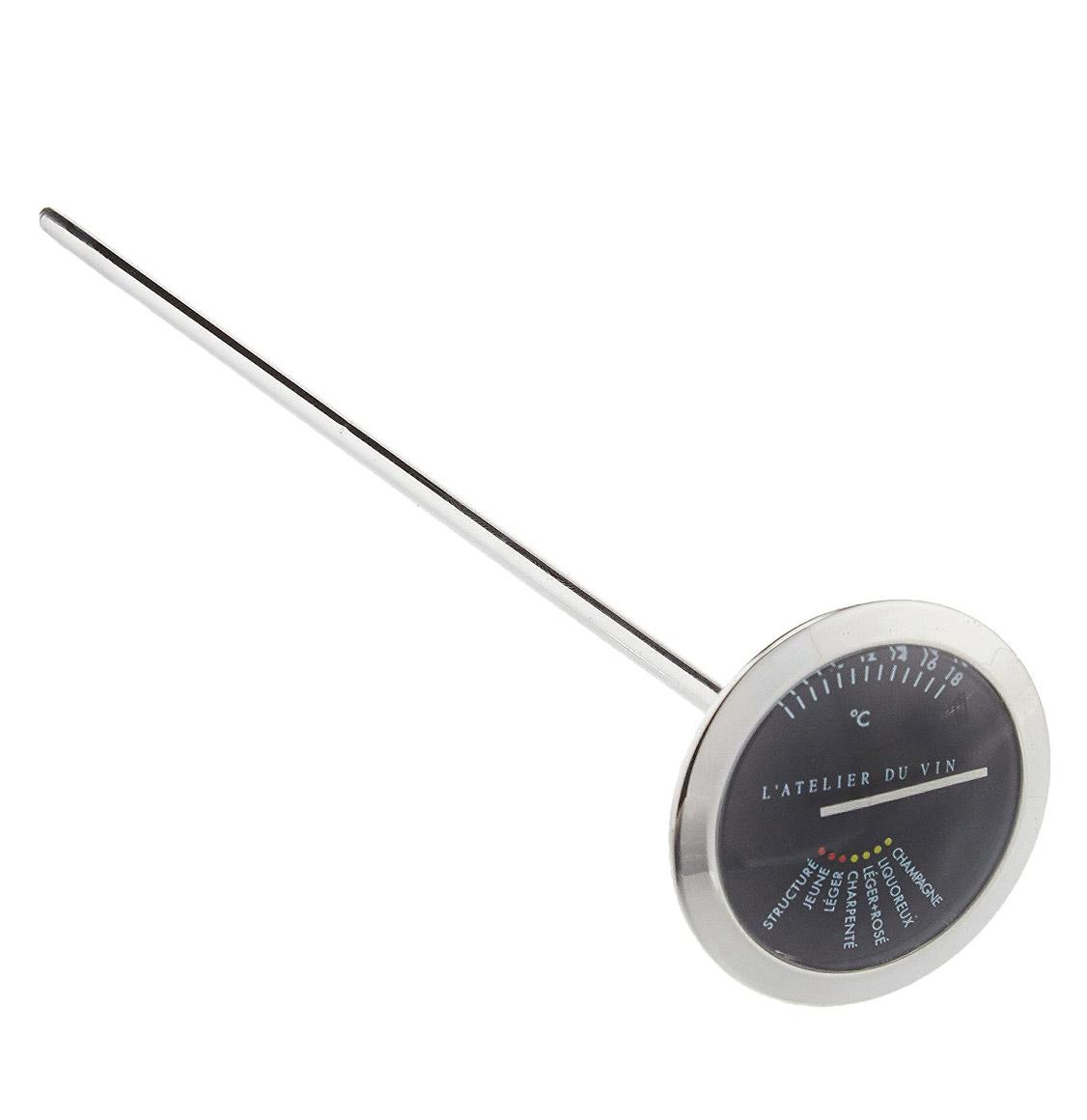 L' Atelier Du Vin Wine Thermometer
