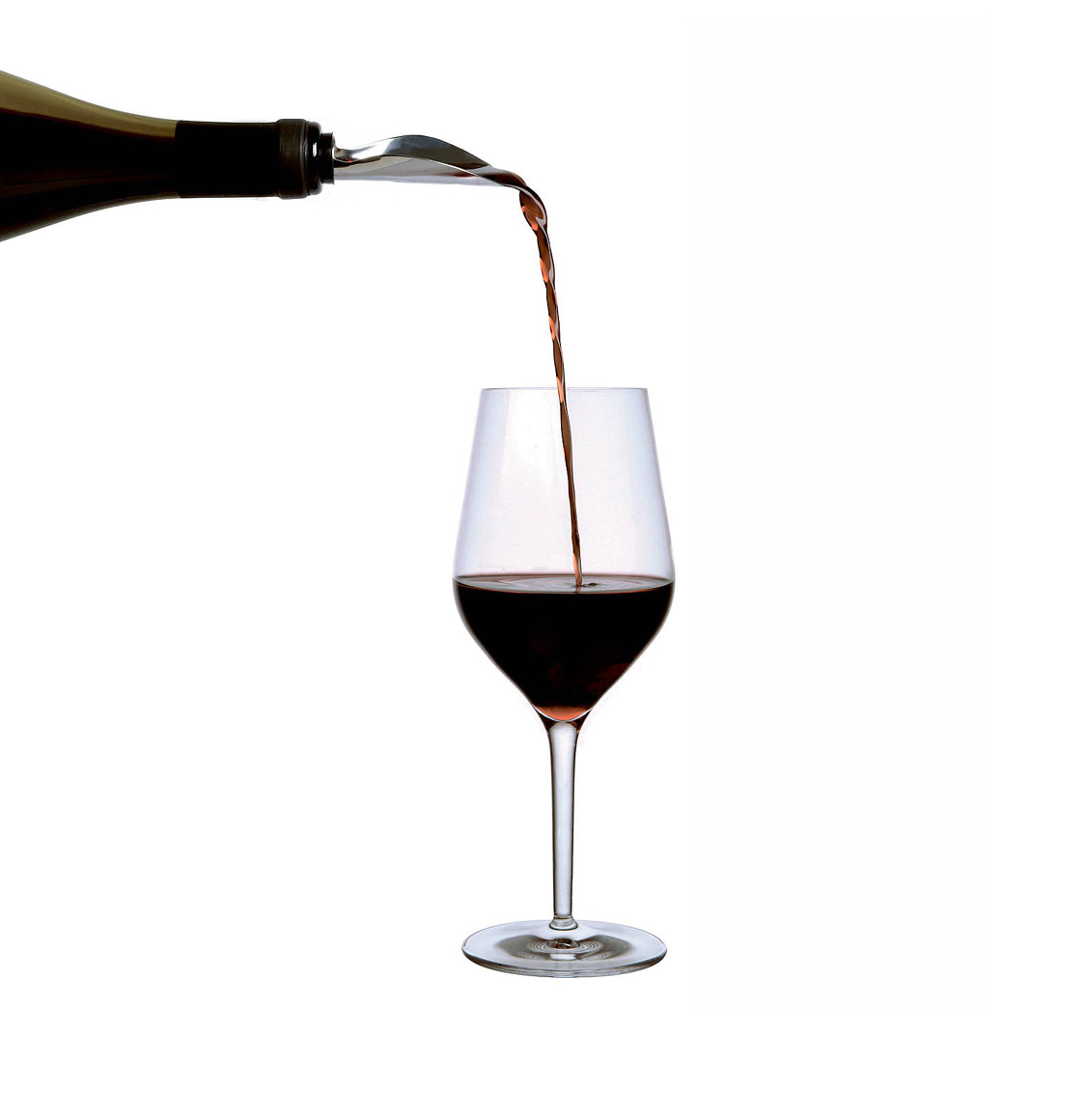 L' Atelier Du Vin The Pourer Leaf Wine Pourer