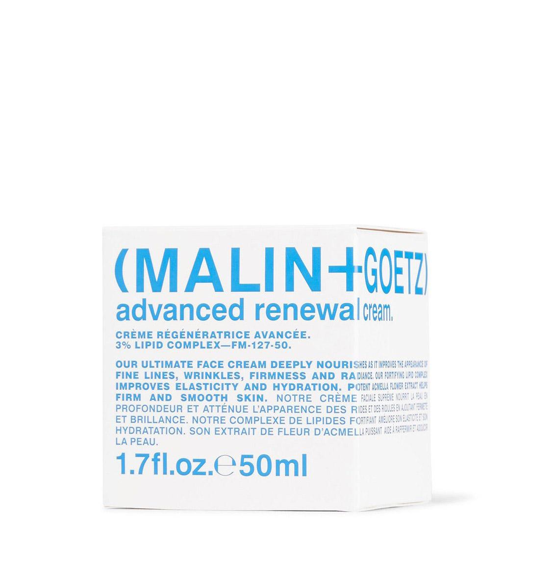 Malin and Goetz Advanced Renewal Cream