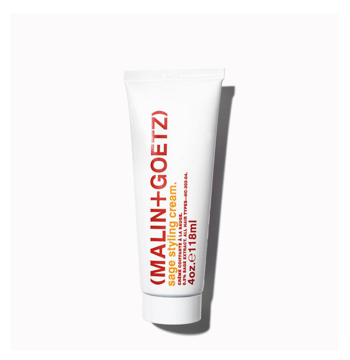 Malin and Goetz Sage Styling Cream 118g