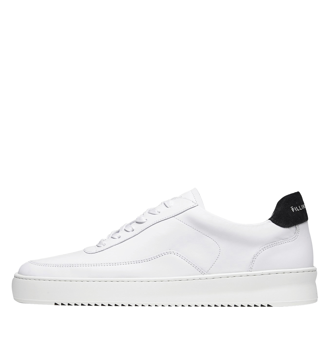 Filling Pieces Mondo 2.0 Ripple Bianco Black