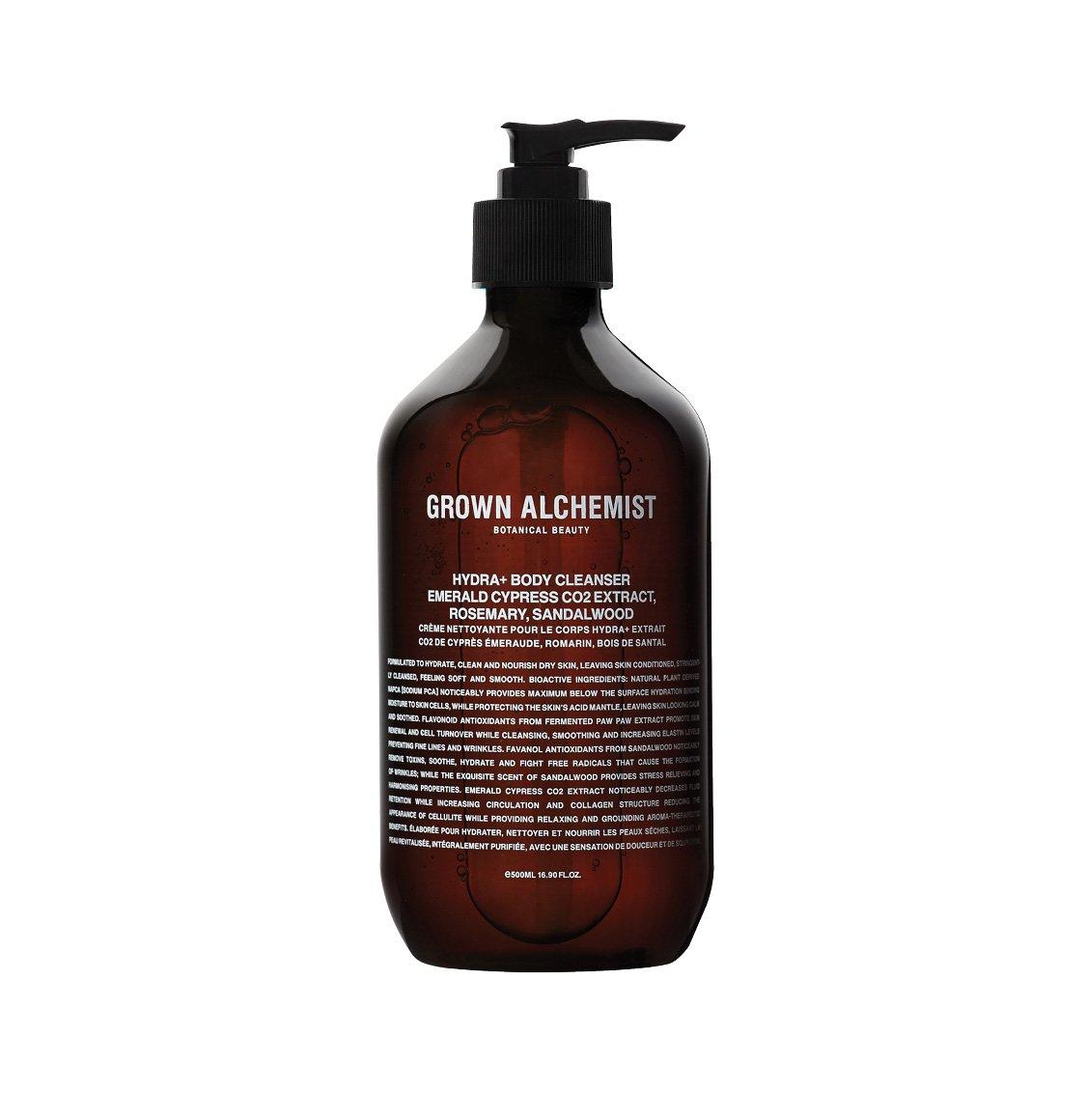 Grown Alchemist Hydra+ Body Cleanser 500ml