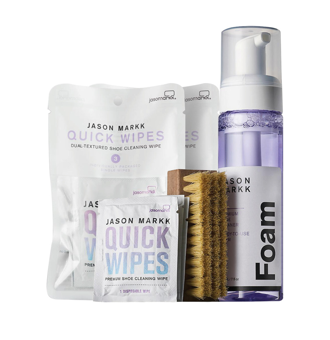 Jason Markk Shoe Cleaning Care Complete Set
