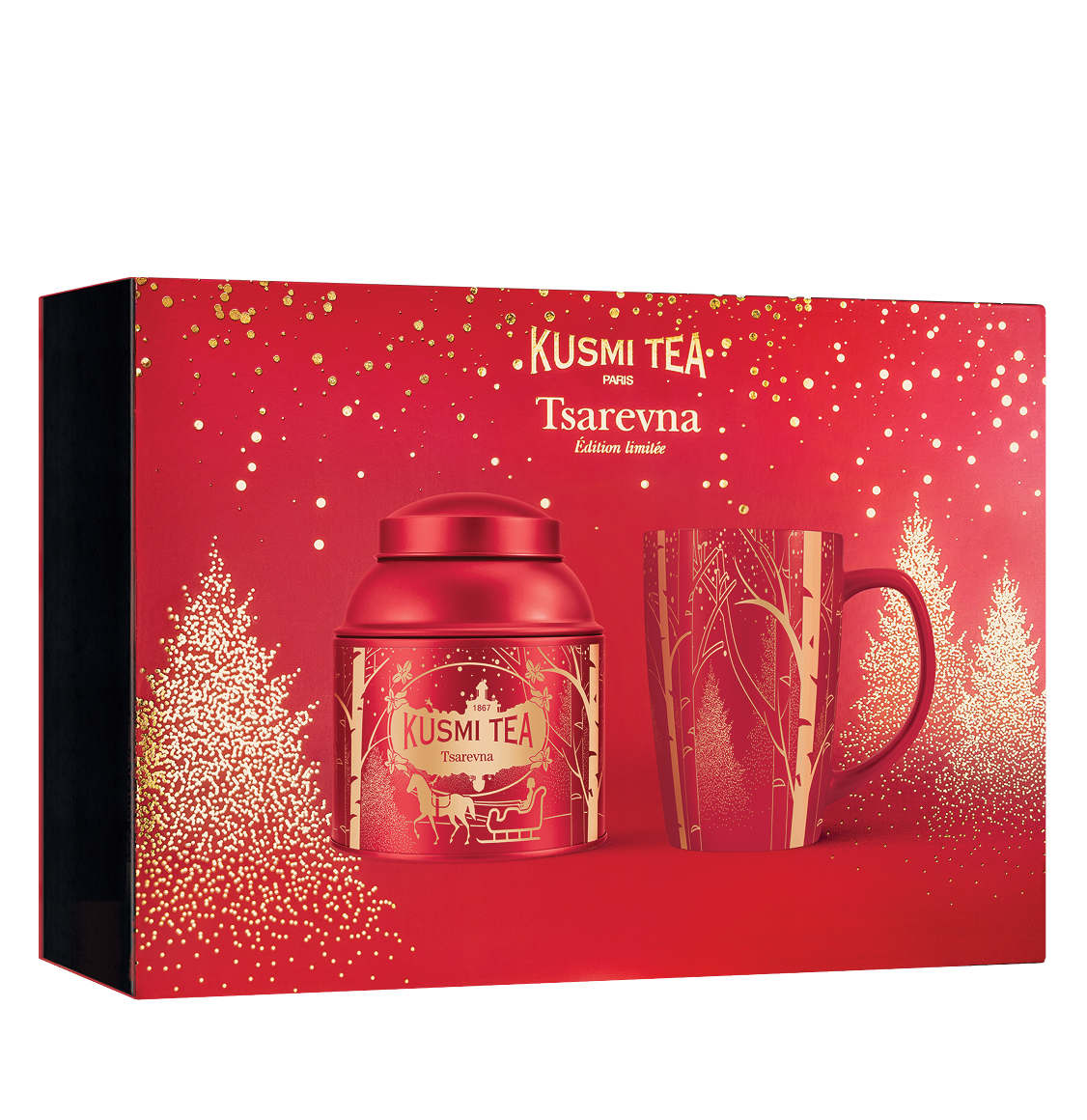 Kusmi Tsarevna Limited Edition Gift Set