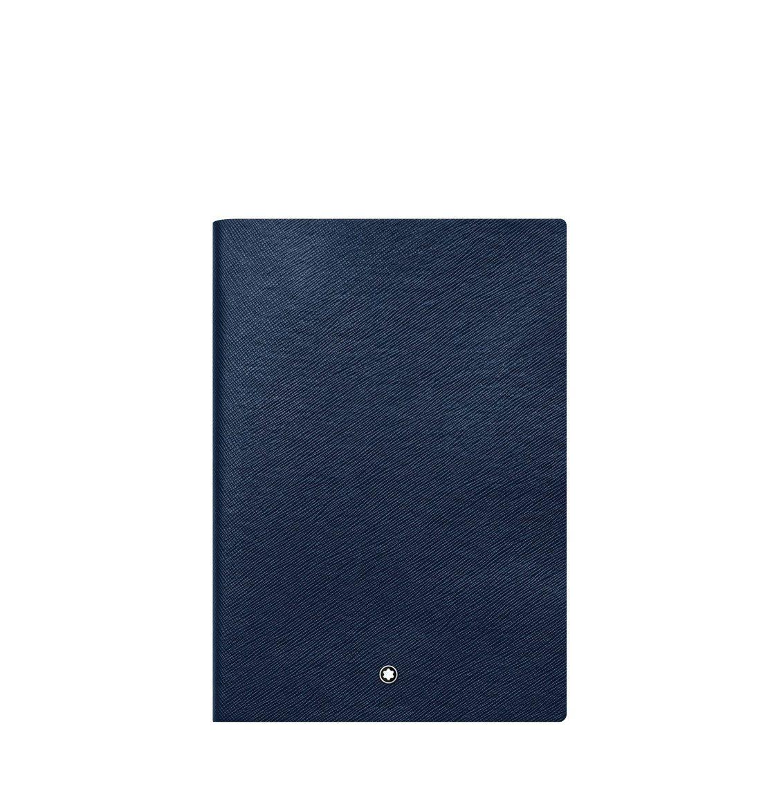 Montblanc Fine Stationery Notebook Indigo Lined