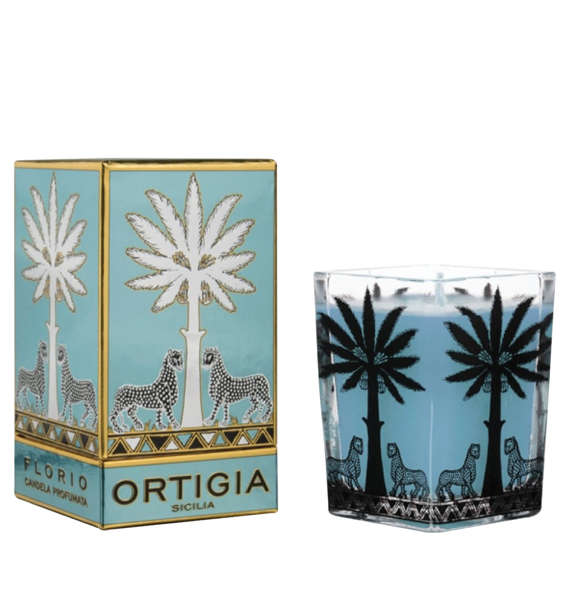 Ortigia Sicilia Florio Candle 170g