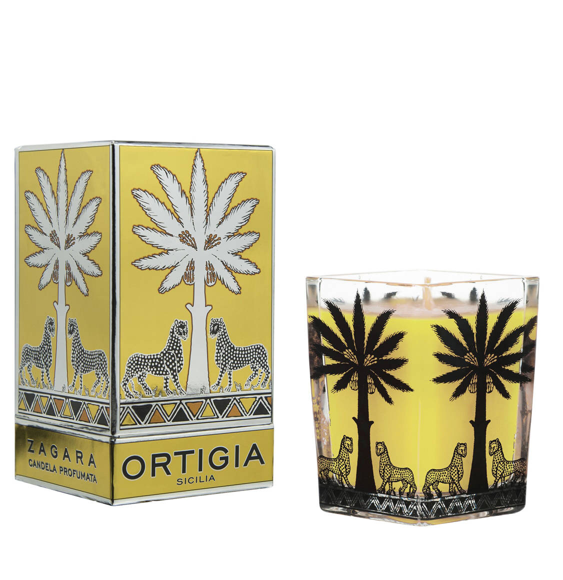 Ortigia Sicilia Orange Blossom Candle 170g