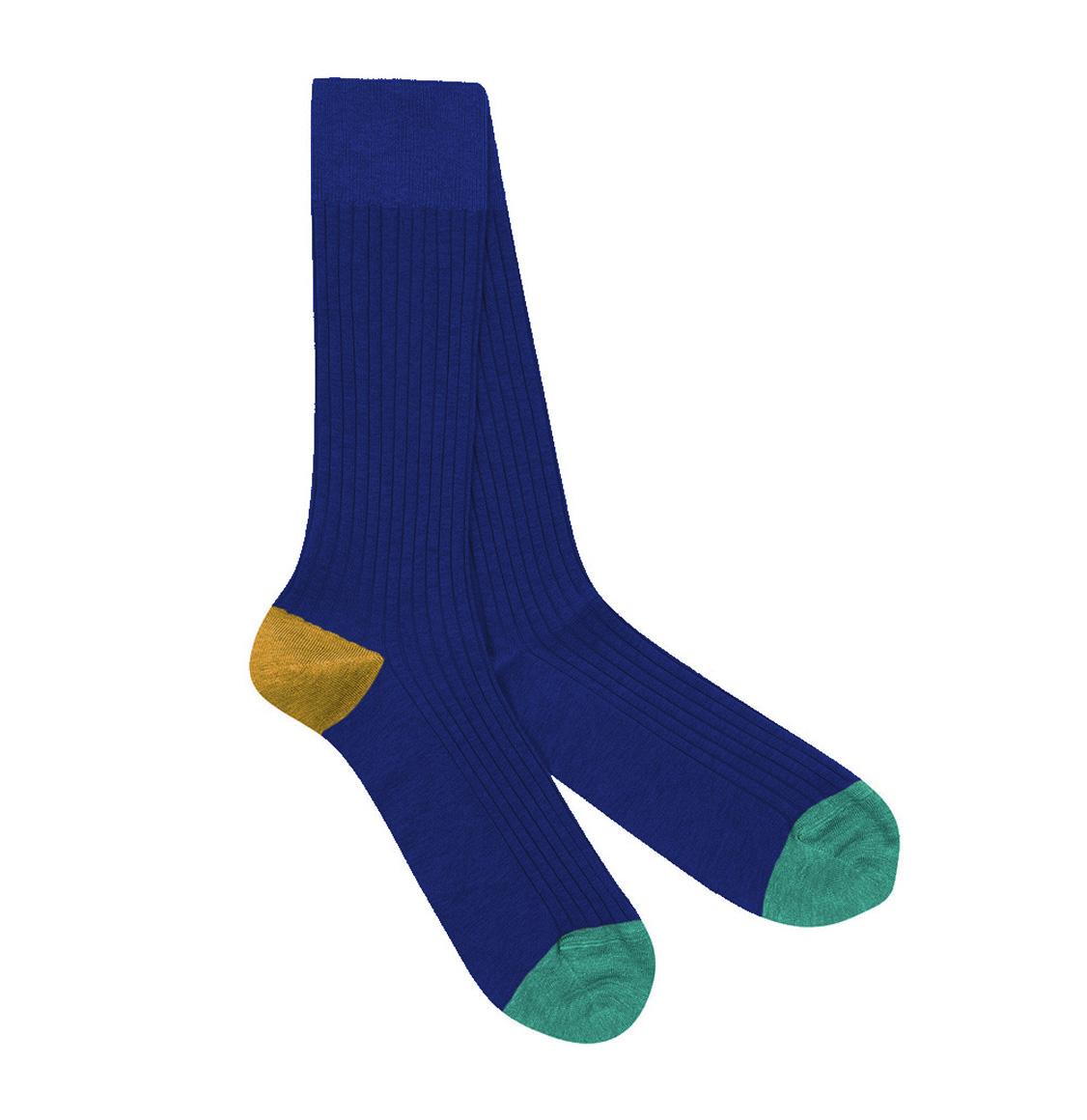 Pantherella Socks Portobello Ultramarine