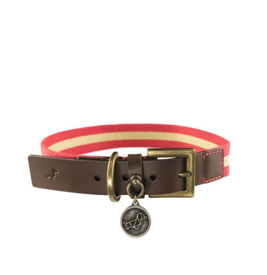 Poldo Dog Couture Portofino Dog Collar