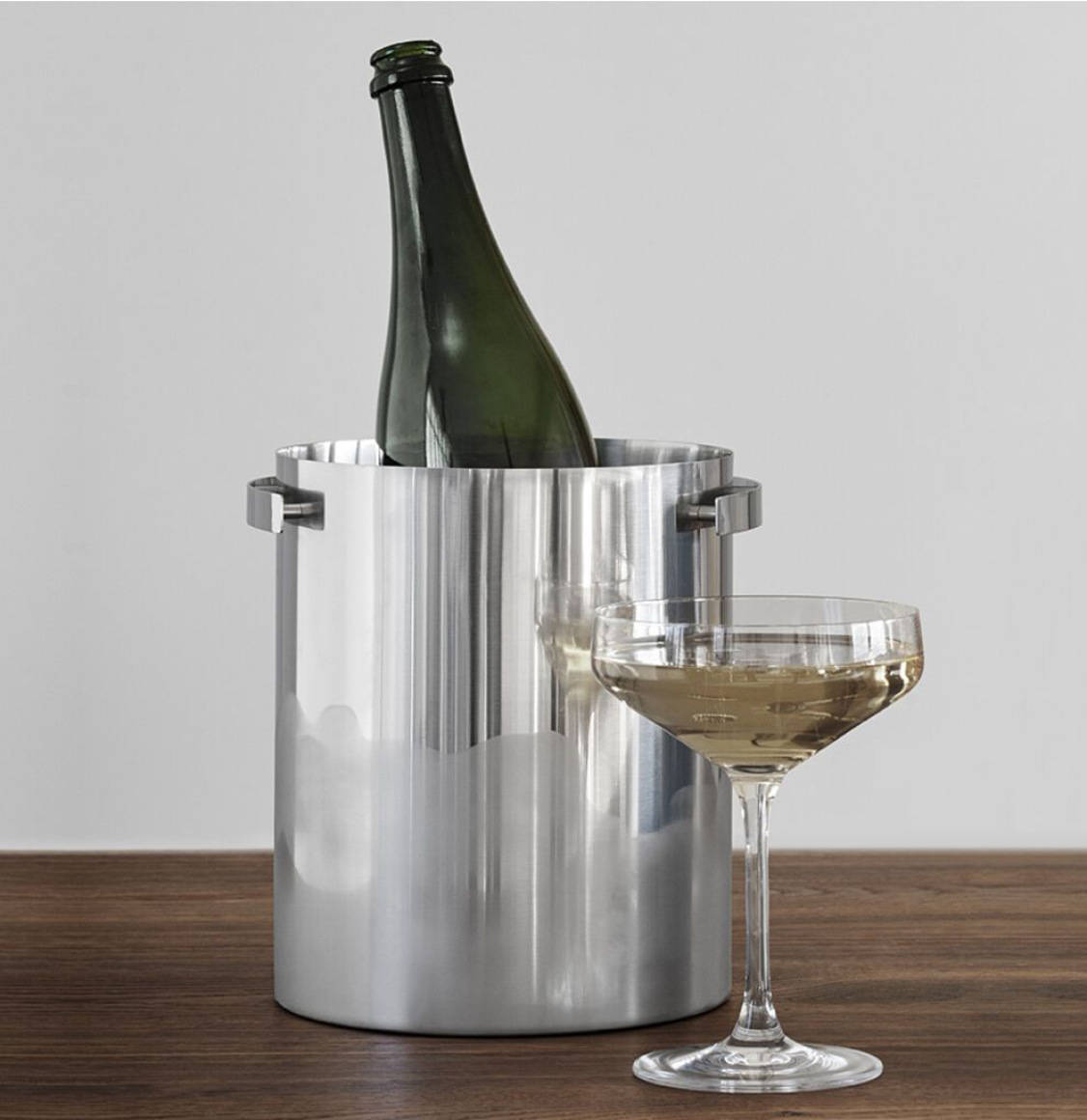 Stelton Stainless Steel Champagne Cooler
