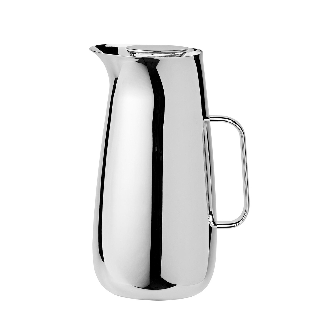 Norman Foster X Stelton Stainless Steel Foster Vacuum Jug