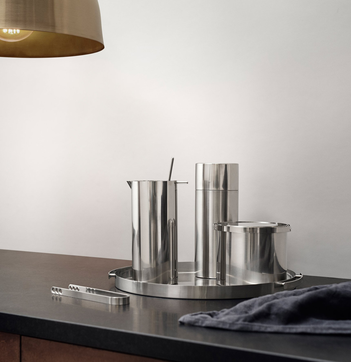 Stelton Stainless Steel Martini Mixer