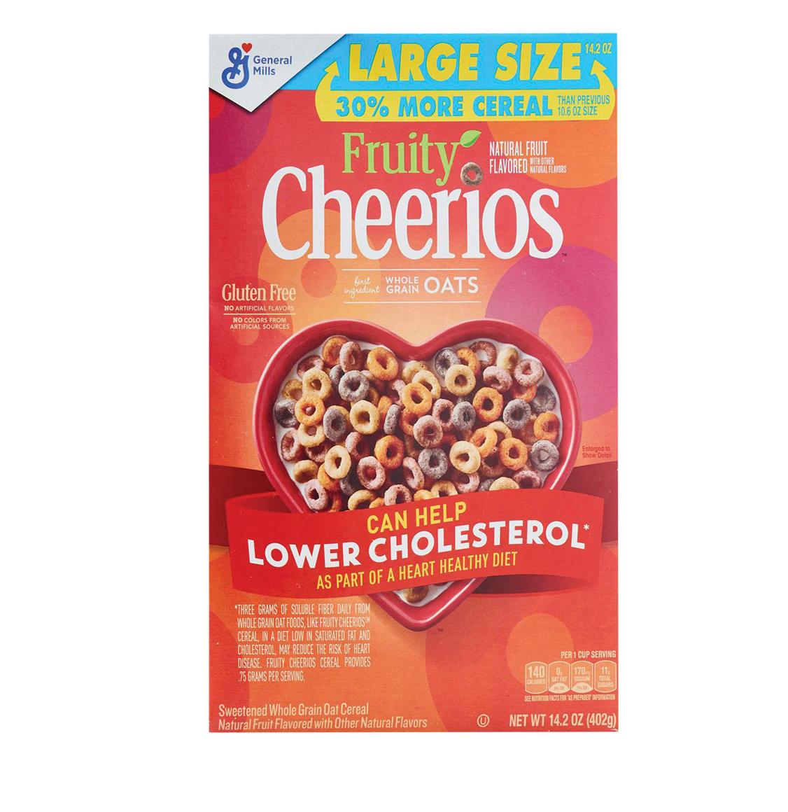 Fruity Cheerios General Mills 402g