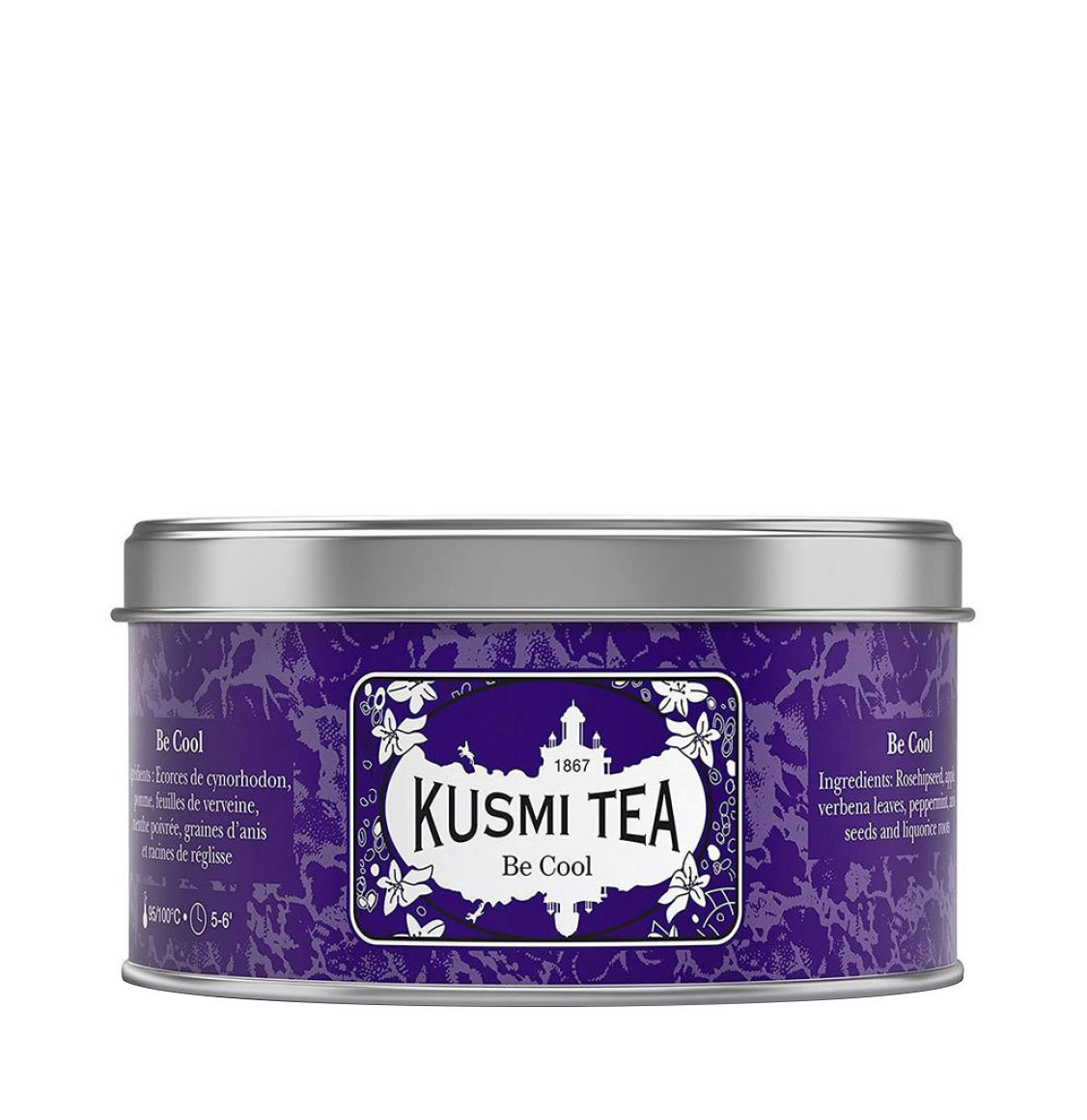 Kusmi Be Cool Wellness Tea 100g