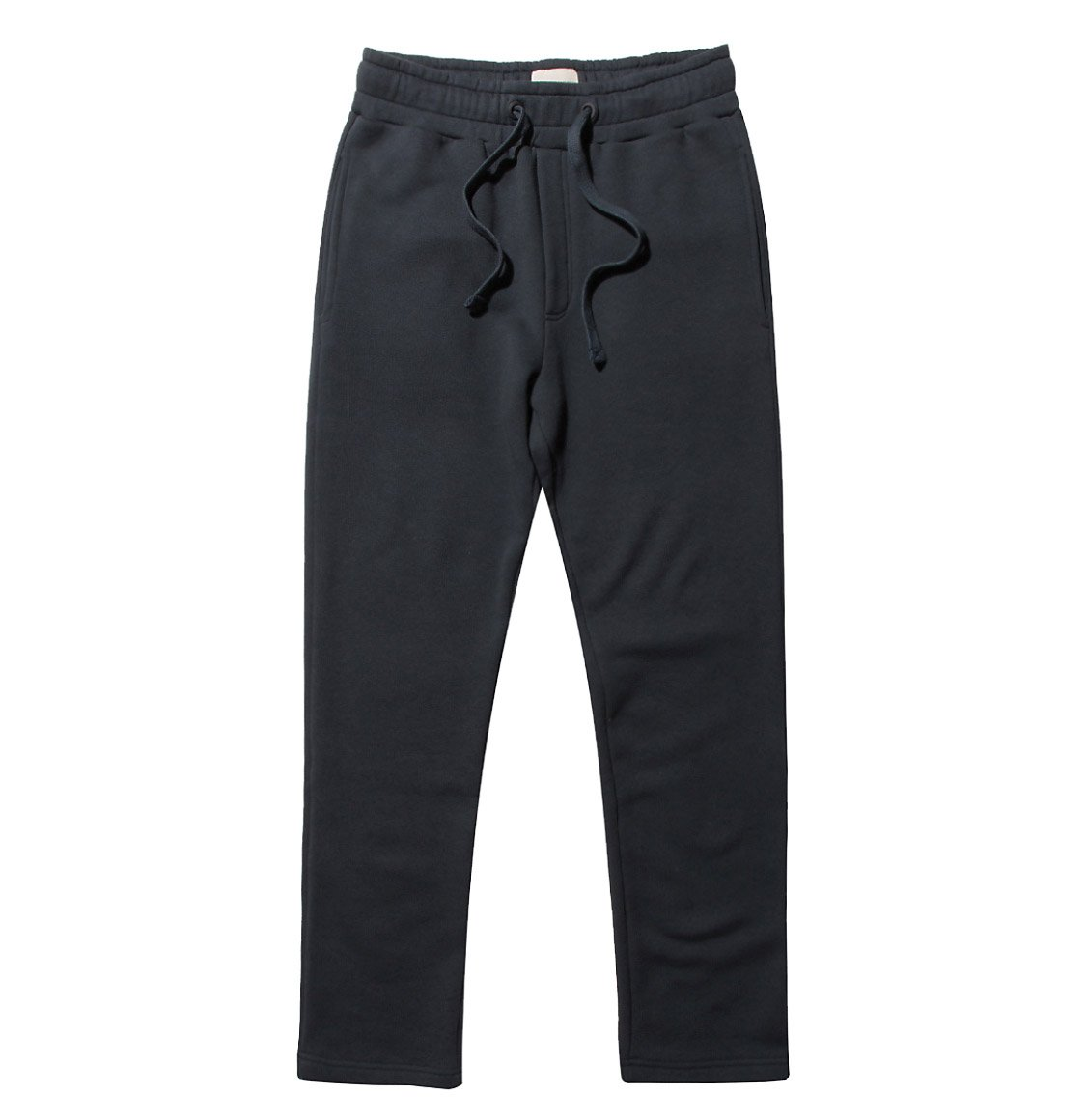 Loose Fit Cotton Sweatpants Charcoal Grey