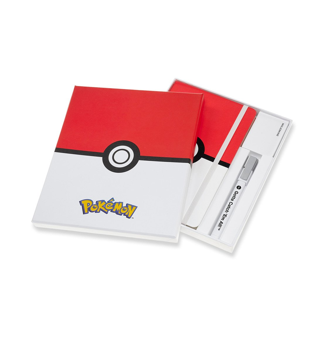 Moleskine Limited Edition Large Ruled Pokemon Collector's Edition