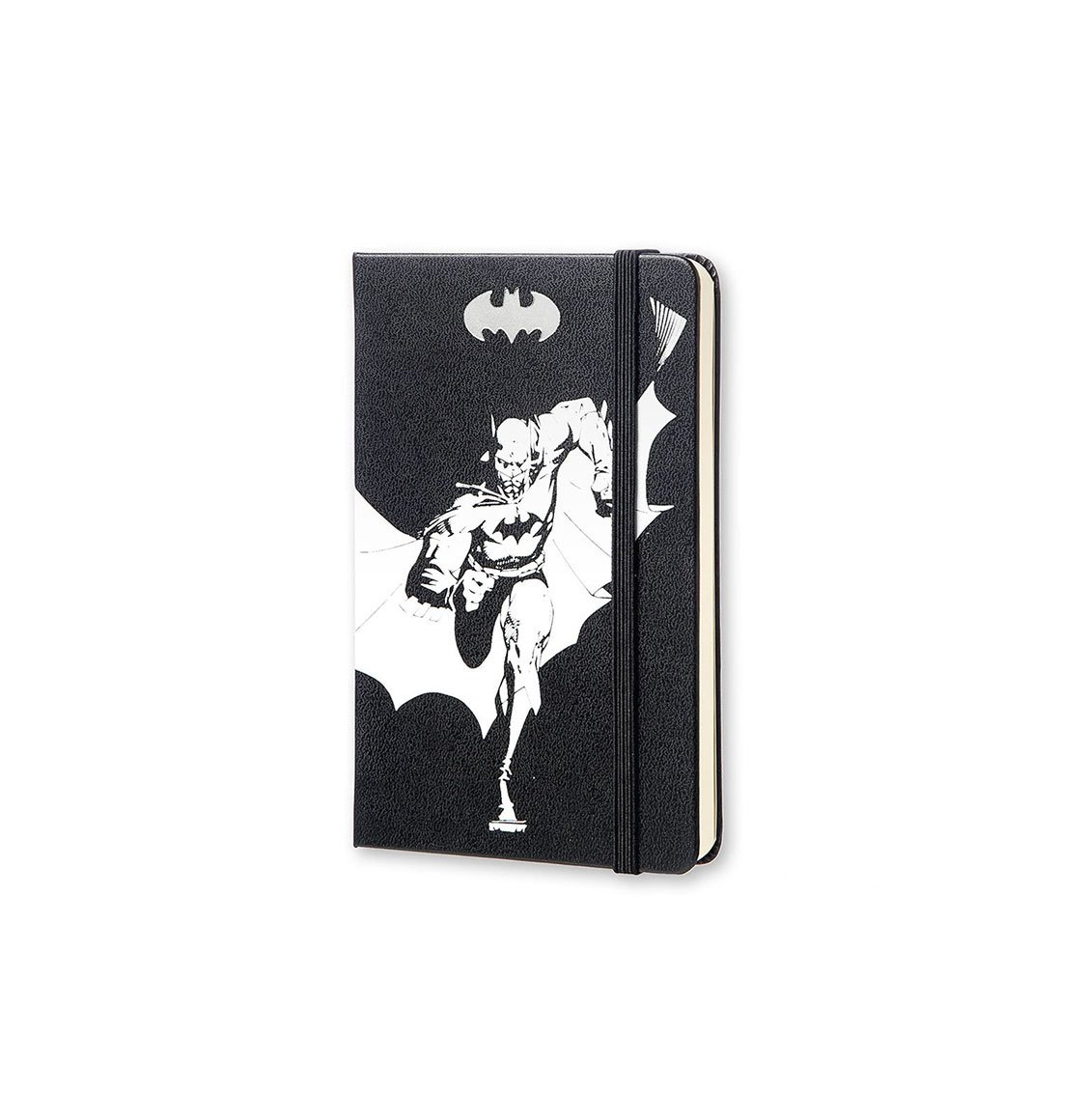 Moleskine Limited Edition Batman Pocket Plain Notebook