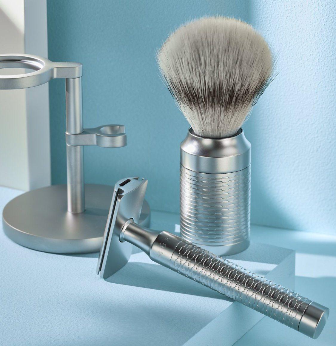 Muhle Rocca Silvertip Badger Brush