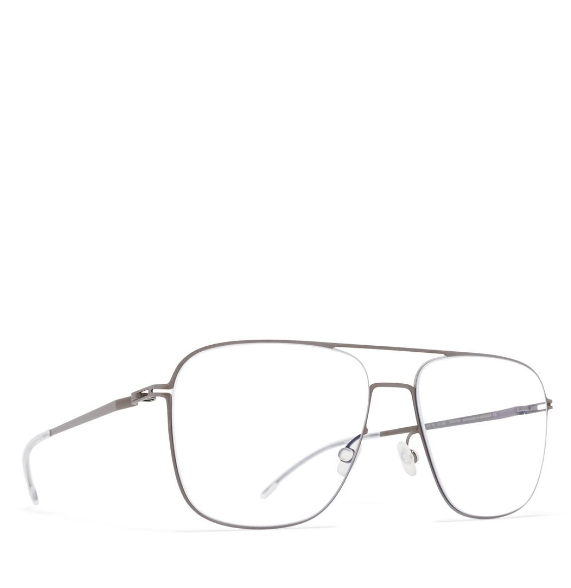 Mykita Lite Steen Silver Graphite Γυαλιά Οράσεως
