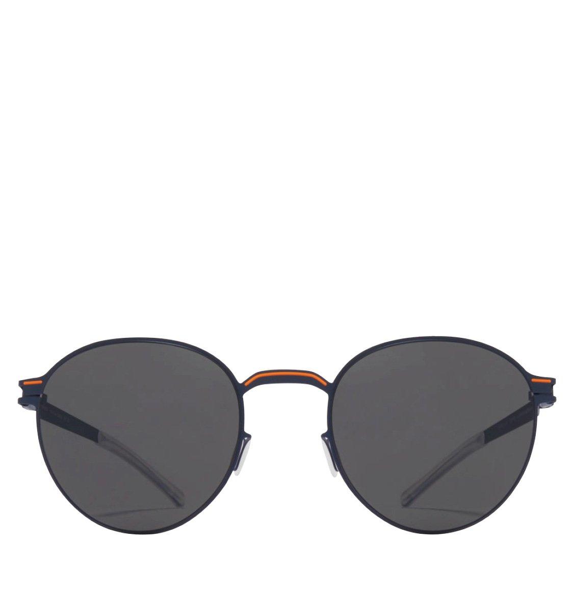 Mykita Panto Shaped Frame Indigo Sunglasses
