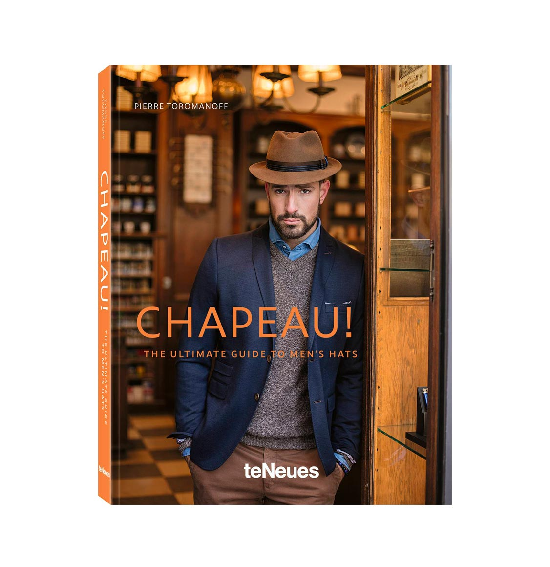 TeNeues Chapeau The Ultimate Guide to Men's Hats