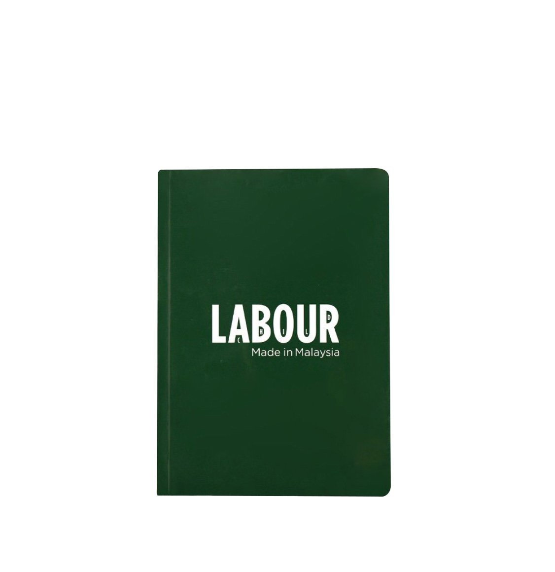 """Happily Ever Paper Repunation Stationery """"Labour"""" Σημειωματάριο"""
