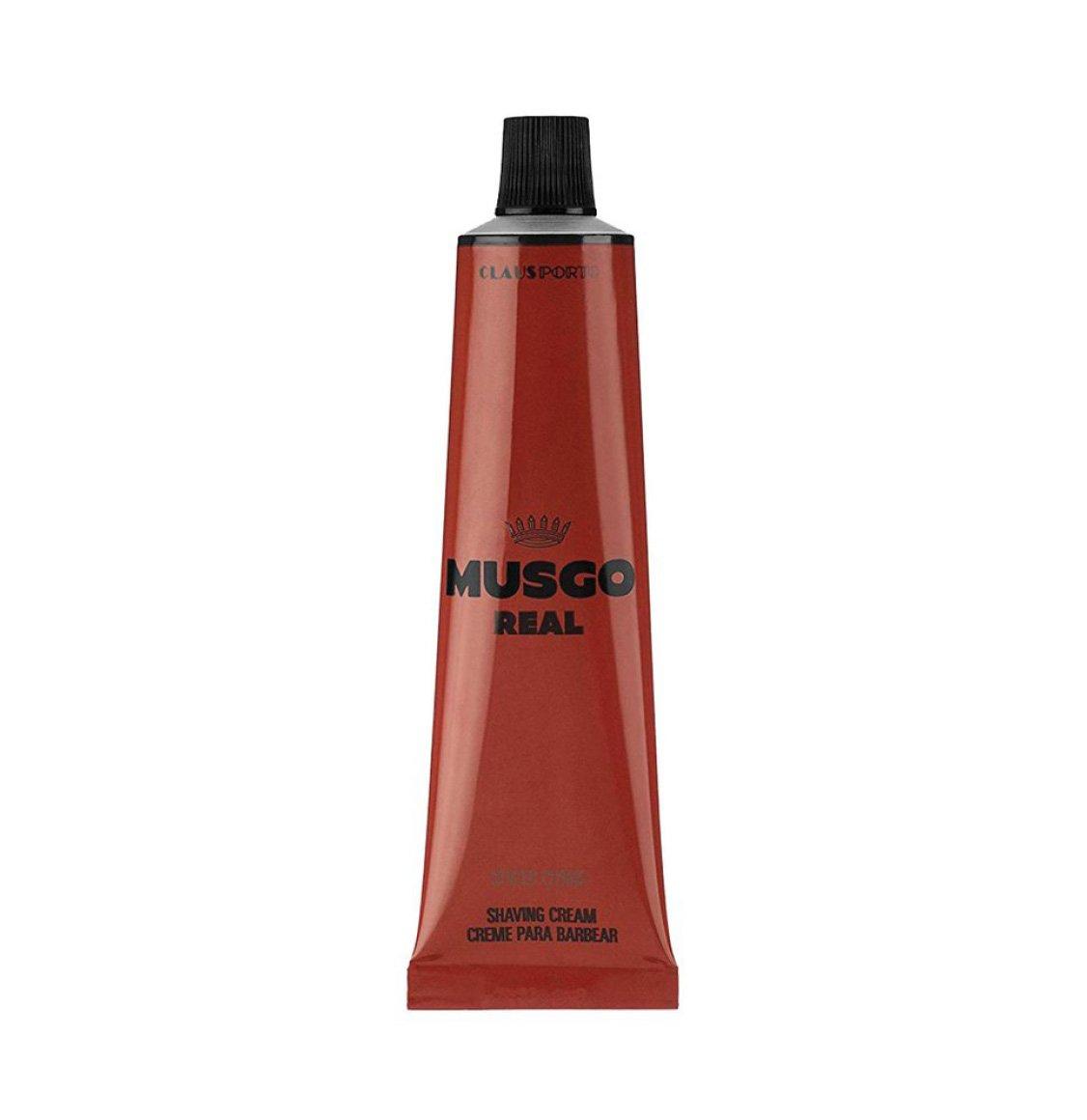 Claus Porto Musgo Real Spiced Citrus Shaving Cream 100ml